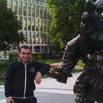Photo Narek Poghosyan, I'd like to meet a girl aged 18 - 20 years old - Wamba: online chat & social dating