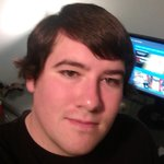 Photo Brian, I'd like to meet a girl aged 18 - 30 years old - Wamba: online chat & social dating