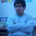 Photo Elio Milton Cartes, I'd like to meet a girl - Wamba: online chat & social dating