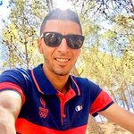 Photo Abdelghani Bouziane, I'd like to meet a girl aged 18 - 25 years old - Wamba: online chat & social dating