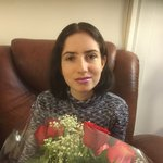 Photo Marina Zaslavskaya, I'd like to meet a guy - Wamba: online chat & social dating