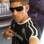 Photo Yesiel, I'd like to meet a girl aged 18 - 40 years old - Wamba: online chat & social dating