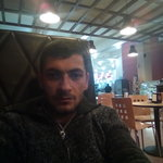 Photo Mkho Mkrtchyan, I'd like to meet a girl - Wamba: online chat & social dating