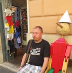 Photo Aleksej, I'd like to meet a girl aged 26 - 35 years old - Wamba: online chat & social dating
