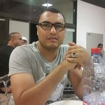 Photo Rachid, I'd like to meet a girl aged 36 - 40 years old - Wamba: online chat & social dating