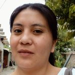 Photo Ines Magdalena, I'd like to meet a guy - Wamba: online chat & social dating