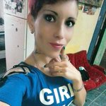 Photo Gisel, I'd like to meet a guy - Wamba: online chat & social dating