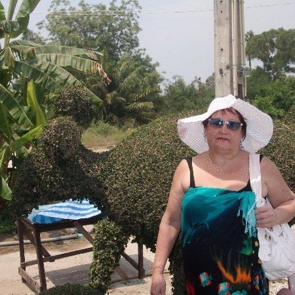 Валентина Гажа