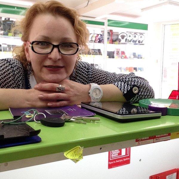 Светлана Васильнюк