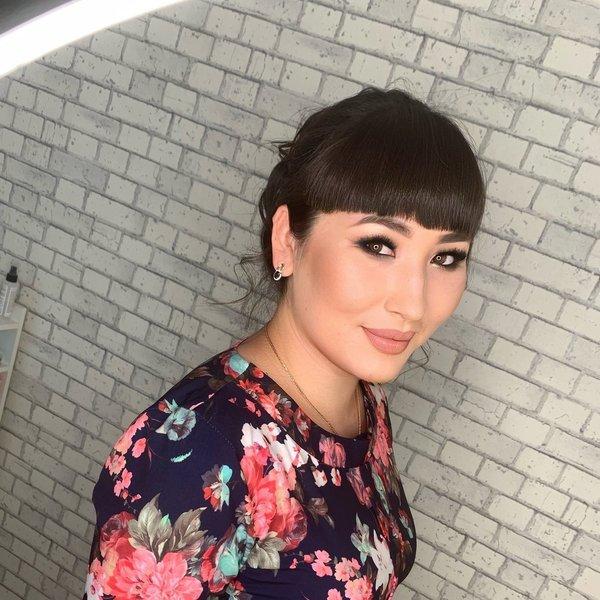 Алия Габбасова