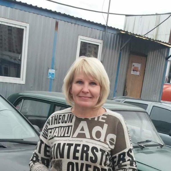 Татьяна Сидлярова