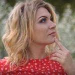 Photo Vozniuk Kateryna, I'd like to meet a guy aged 31 - 50 years old - Wamba: online chat & social dating