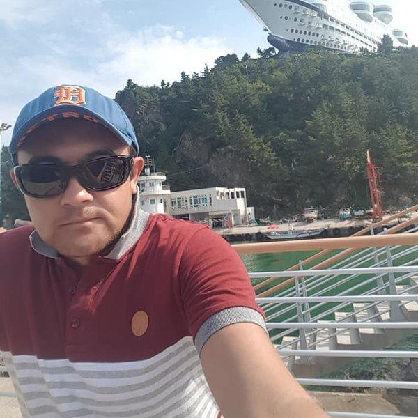 Jon Royson Korea