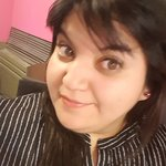 Photo Romina Perez, I'd like to meet a guy - Wamba: online chat & social dating