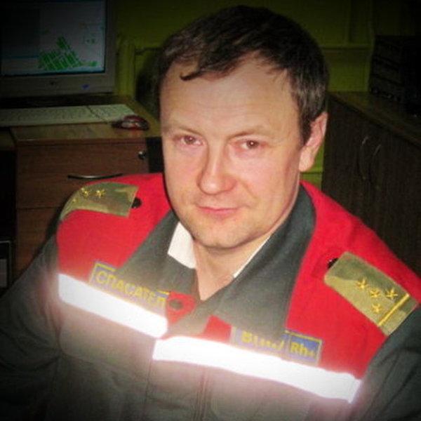 Евгений Дятел