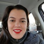 Photo Vanesa, I'd like to meet a guy or a girl aged 26 - 40 years old - Wamba: online chat & social dating