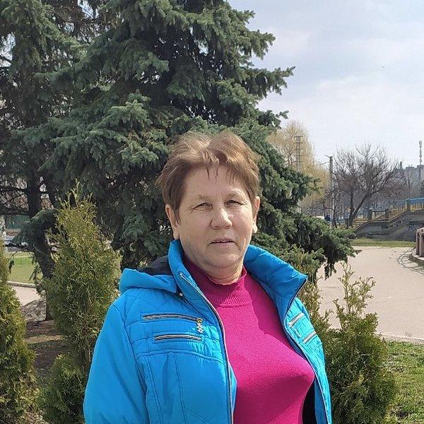 Антонина Дмитриевна Самородова