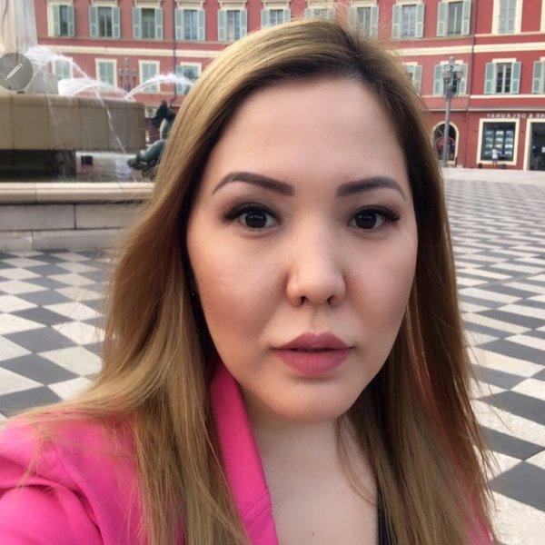 Дина Ибраева