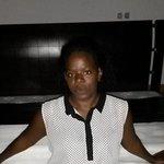 Foto Clarise, eu quero encontrar Homem com idade de 31 - 35 ano  - Wamba: bate-papo & encontros online