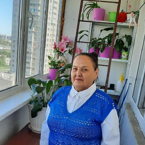 Галия Сарварова