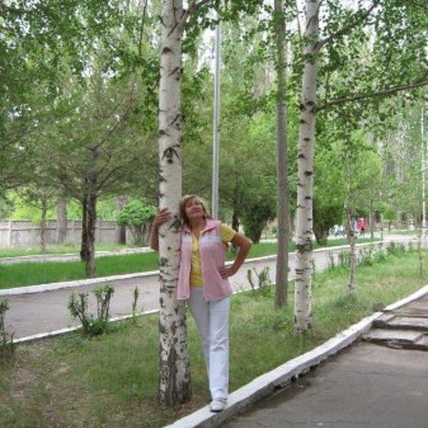 Лидия Сосновских