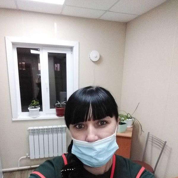 Аленочка Антонова