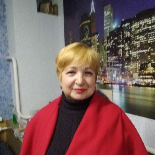 Марина Верцынская