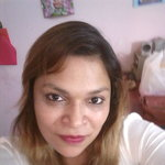 Photo Andrea, I'd like to meet a guy aged 26 - 40 years old - Wamba: online chat & social dating