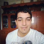 Photo Gustavo, I'd like to meet a girl aged 21 - 25 years old - Wamba: online chat & social dating