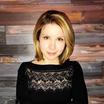 Photo Елена, I'd like to meet a guy aged 36 - 40 years old - Wamba: online chat & social dating