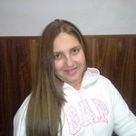 Foto Agustina, eu quero encontrar Homem com idade de 21 - 25 ano  - Wamba: bate-papo & encontros online