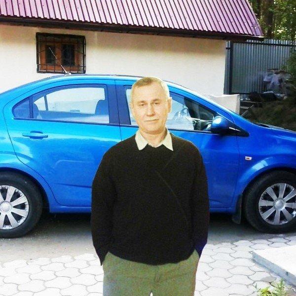 Николай Бородин