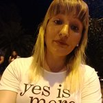 Photo Griselda, I'd like to meet a guy - Wamba: online chat & social dating