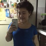 Photo Gisela, I'd like to meet a guy aged 21 - 25 year - Wamba: online chat & social dating