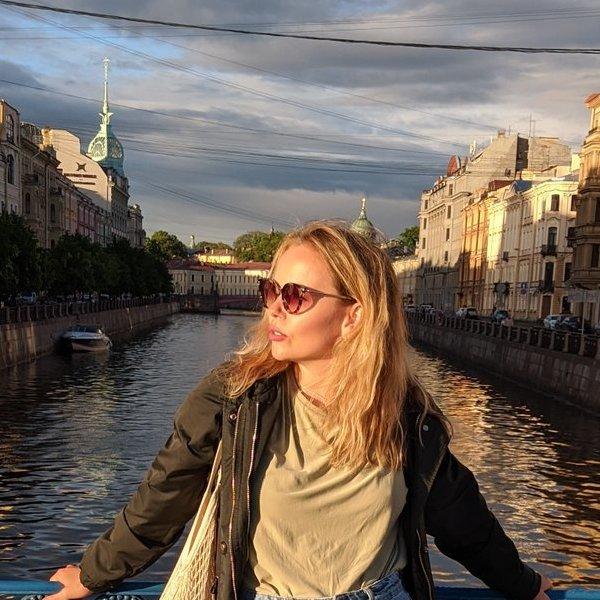 Анна Галкина