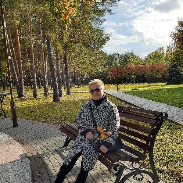 Валентина Долгая
