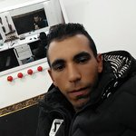 Photo Azize, I'd like to meet a girl - Wamba: online chat & social dating