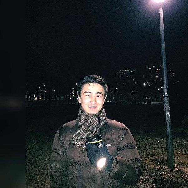 Хуршед Муйдинов