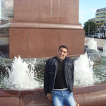 Photo Omar Ramzi, I'd like to meet a girl - Wamba: online chat & social dating