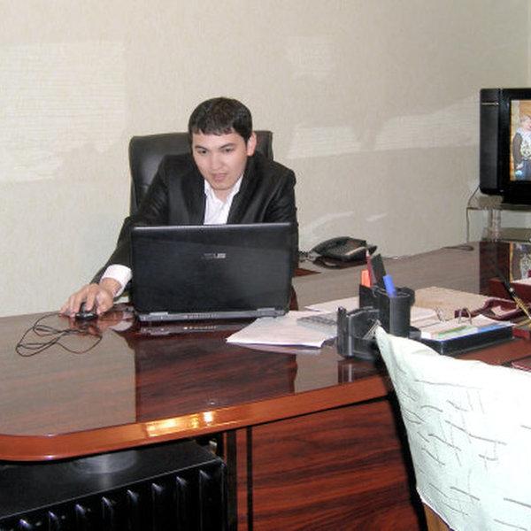 Komron Haydarov