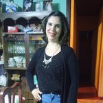 Photo Rocio Belen Mendez, I'd like to meet a guy - Wamba: online chat & social dating