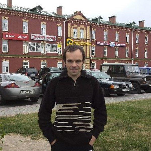 Николай Водич