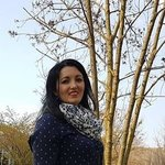 Photo Maria, I'd like to meet a guy - Wamba: online chat & social dating