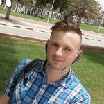 Photo Ihor, I'd like to meet a girl aged 21 - 35 years old - Wamba: online chat & social dating