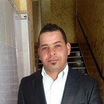 Photo Abdel Halim, I'd like to meet a girl - Wamba: online chat & social dating