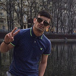 Photo Artur Bastin, I'd like to meet a girl - Wamba: online chat & social dating