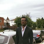 Photo Fred Mawuli, I'd like to meet a girl - Wamba: online chat & social dating