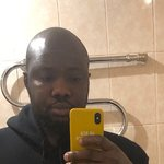 Photo Jubril, I'd like to meet a girl aged 26 - 50 years old - Wamba: online chat & social dating