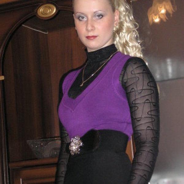 Elena Karamelka Abramova
