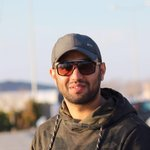 Photo Haidar Ashraf, I'd like to meet a girl - Wamba: online chat & social dating